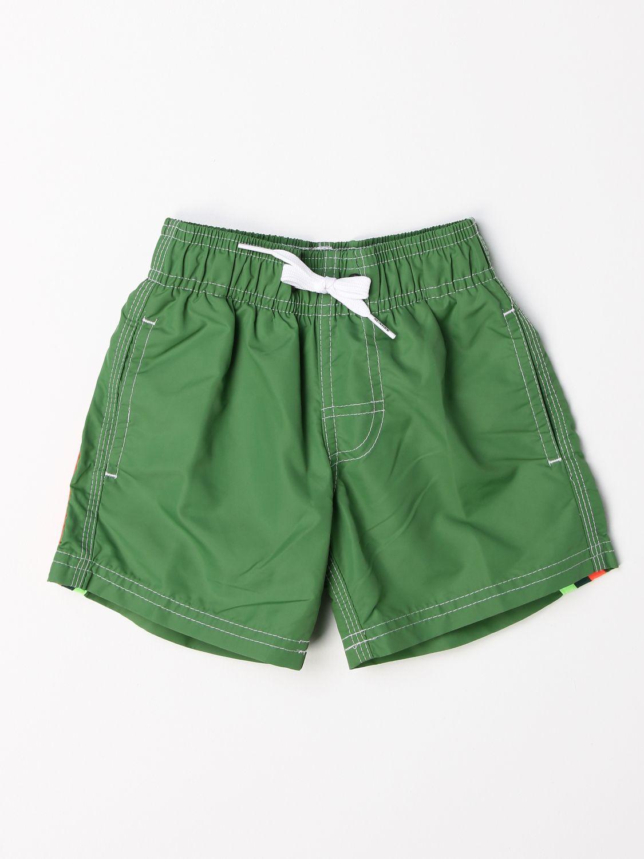 泳装 Sundek: 泳装 儿童 Sundek 绿色 1