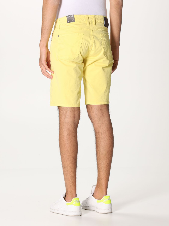 Short Jeckerson: Short men Jeckerson yellow 2