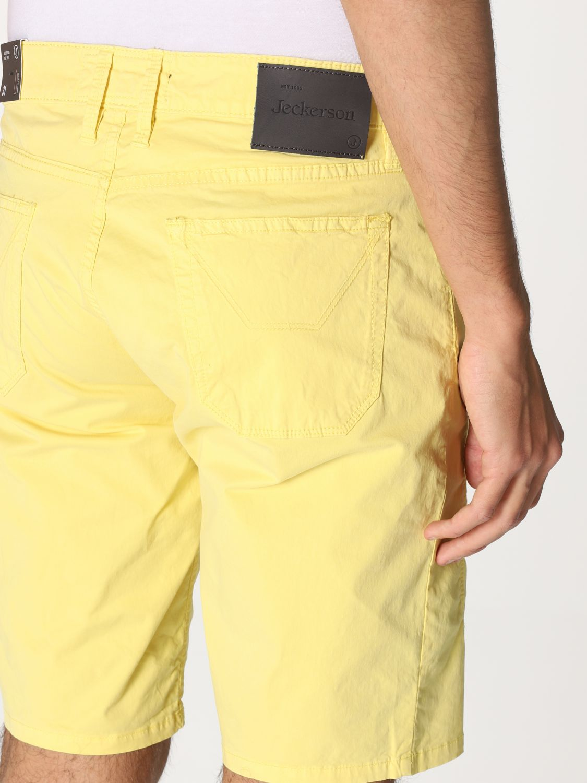 Short Jeckerson: Short men Jeckerson yellow 4