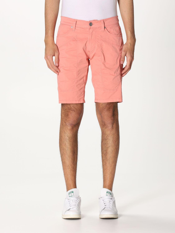 Short Jeckerson: Short men Jeckerson pink 1