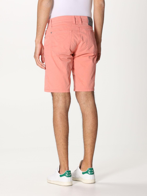 Short Jeckerson: Short men Jeckerson pink 2
