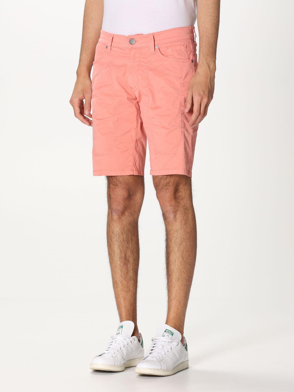 Short Jeckerson: Short men Jeckerson pink 3