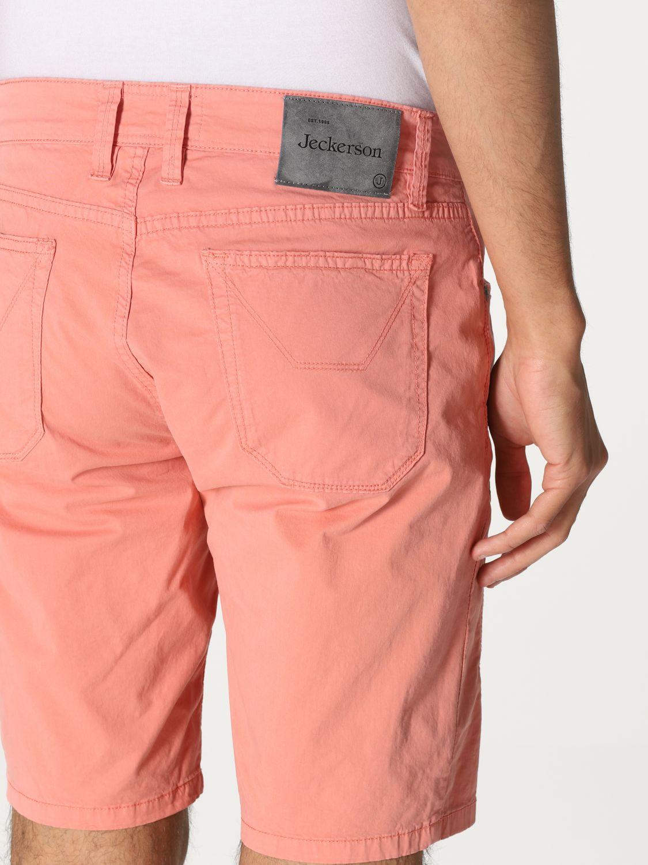 Short Jeckerson: Short men Jeckerson pink 4