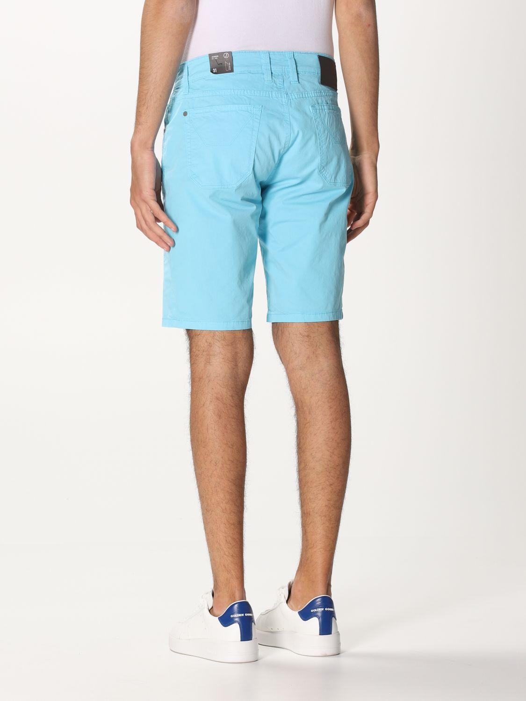 Short Jeckerson: Short men Jeckerson gnawed blue 2