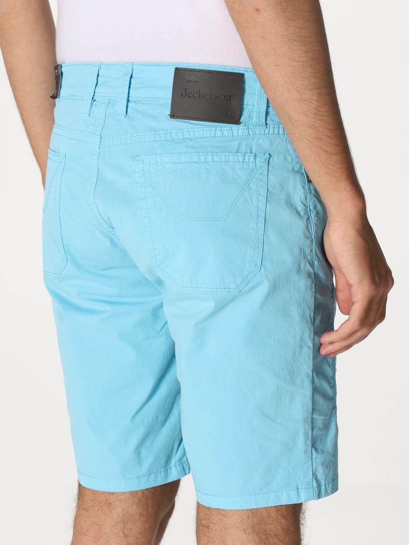 Short Jeckerson: Short men Jeckerson gnawed blue 4