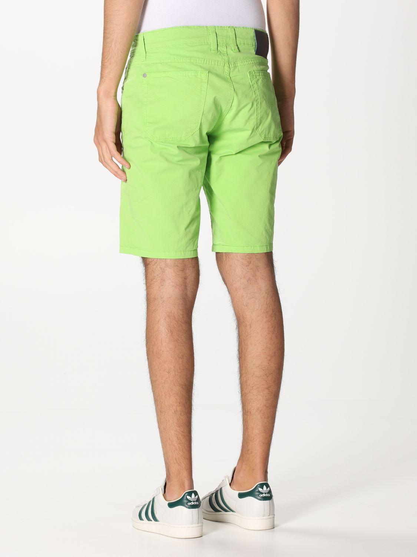 Short Jeckerson: Short men Jeckerson green 2