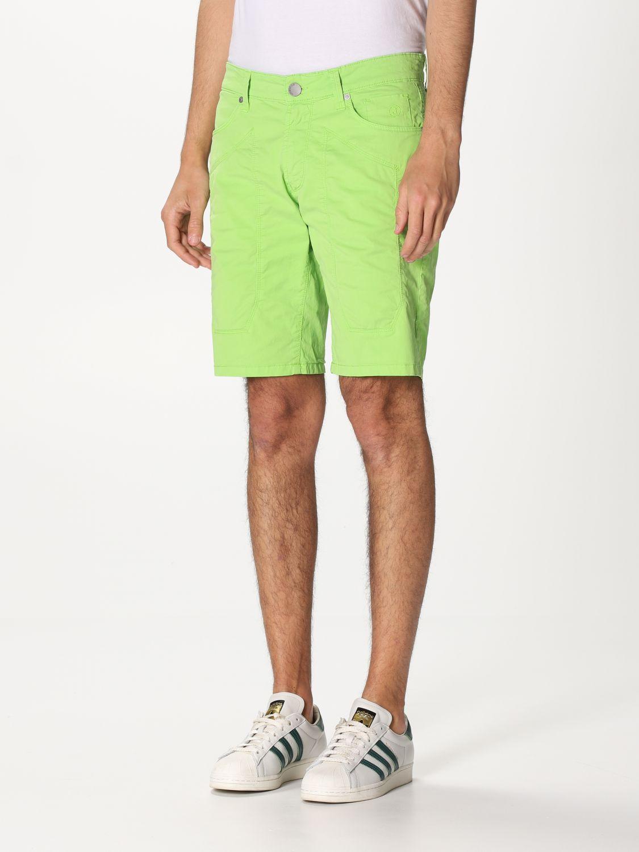 Short Jeckerson: Short men Jeckerson green 3