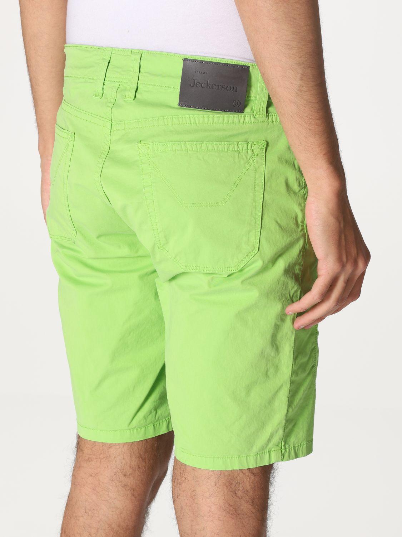 Short Jeckerson: Short men Jeckerson green 4