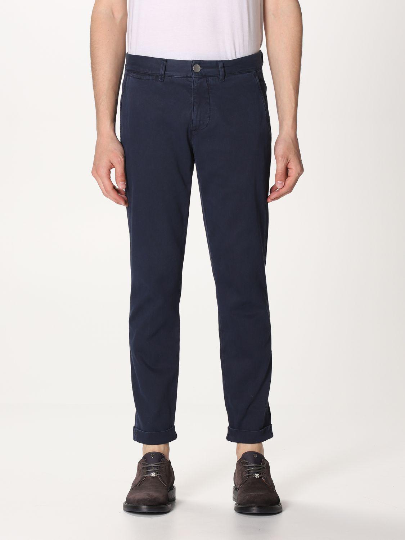 Pants Jeckerson: Pants men Jeckerson blue 1