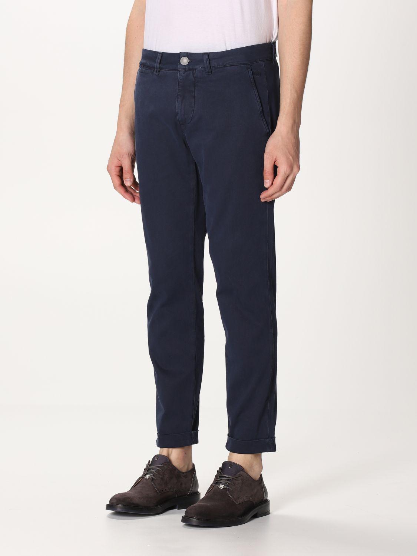 Pants Jeckerson: Pants men Jeckerson blue 3