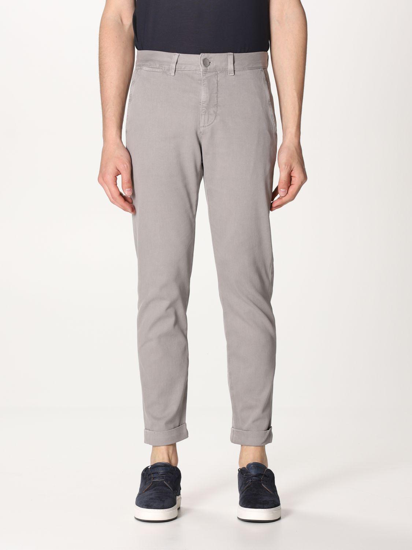 Pants Jeckerson: Pants men Jeckerson grey 1