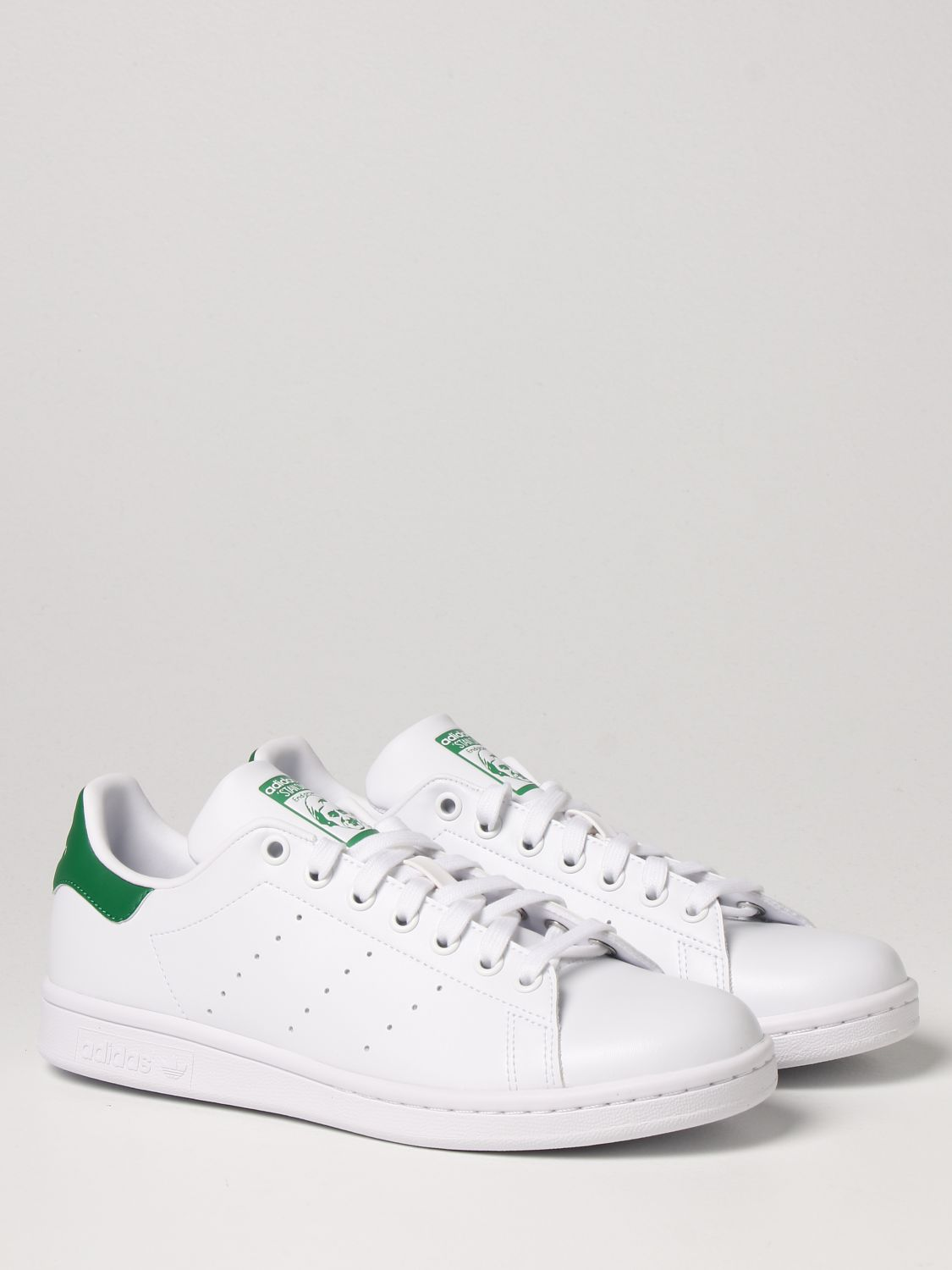Sneakers Adidas Originals: Stan Smith Adidas Originals sneakers in synthetic leather white 2