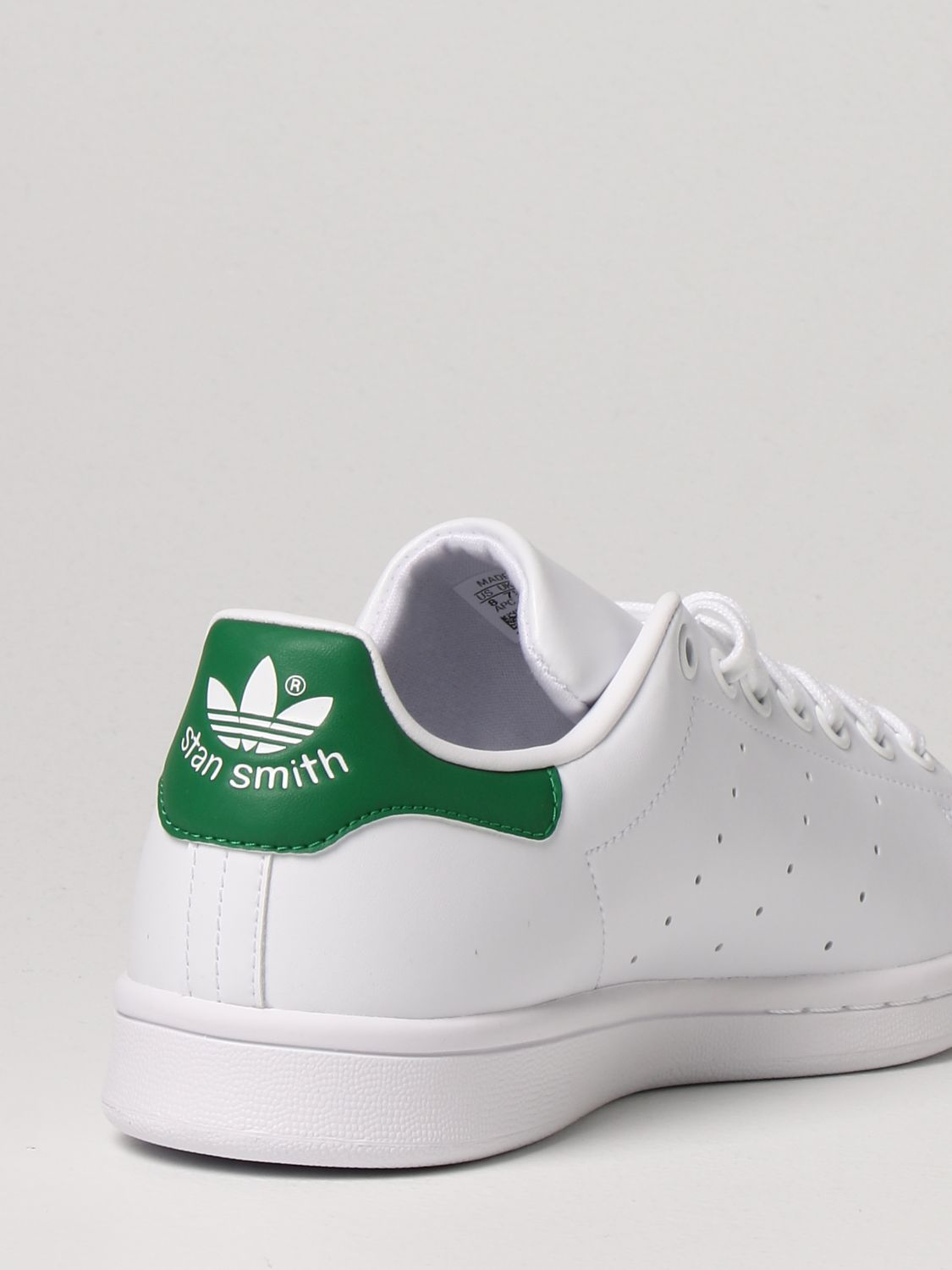 Sneakers Adidas Originals: Stan Smith Adidas Originals sneakers in synthetic leather white 3