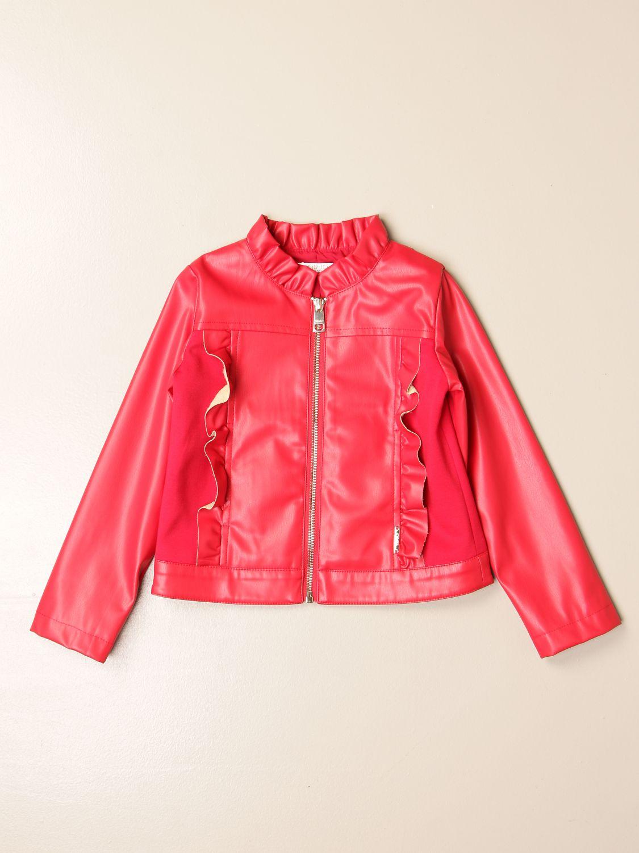 Jacket Liu Jo: Coat kids Liu Jo blue 1