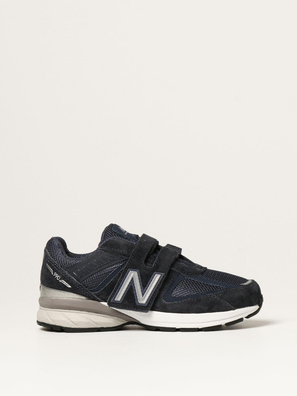 Обувь New Balance: Обувь Детское New Balance темно-синий 1
