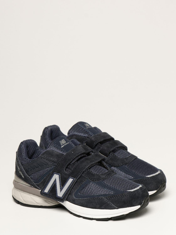 Обувь New Balance: Обувь Детское New Balance темно-синий 2