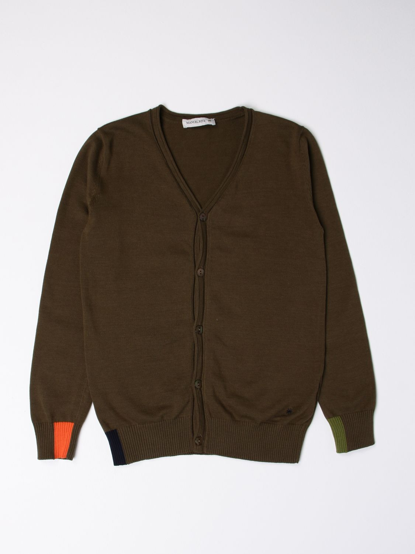 Свитер Manuel Ritz: Куртка Детское Manuel Ritz милитари 1
