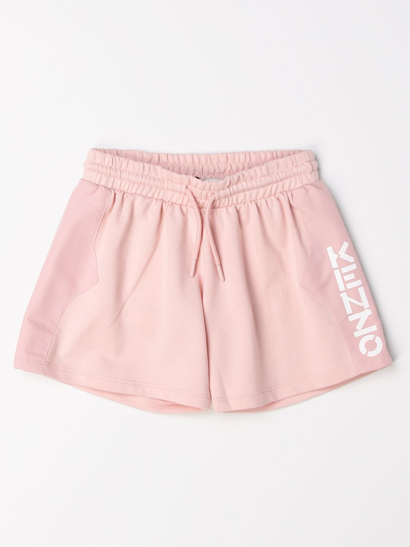 Шорты Kenzo Junior: Штаны Детское Kenzo Junior розовый 1