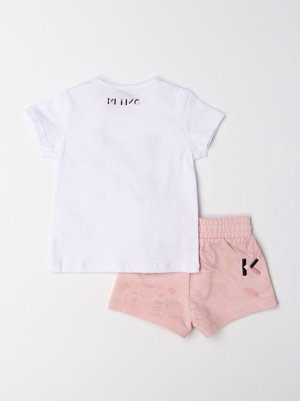 连体衣 Kenzo Junior: 连体衣 儿童 Kenzo Junior 白色 2