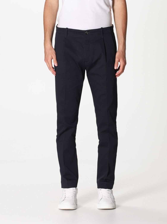 Pantalone Nine In The Morning: Pantalone Nine In The Morning blue 1