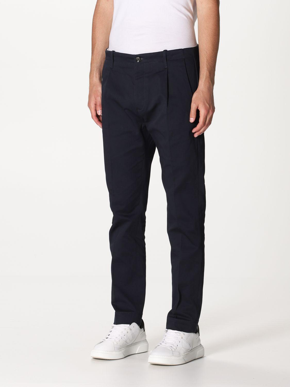 Pantalone Nine In The Morning: Pantalone Nine In The Morning blue 3