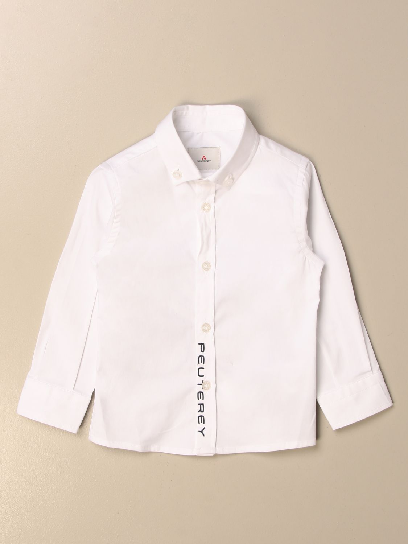 Shirt Peuterey: Shirt kids Peuterey white 1