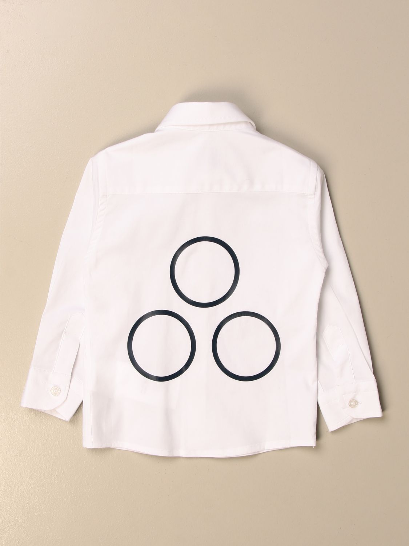 Shirt Peuterey: Shirt kids Peuterey white 2