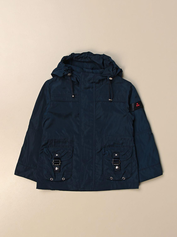 Jacket Peuterey: Jacket kids Peuterey navy 1