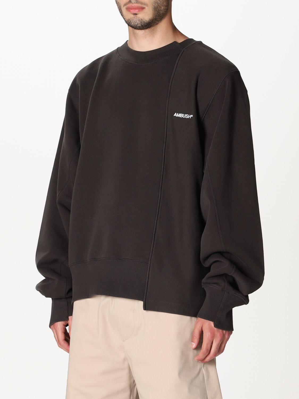 Sweatshirt Ambush: Sweatshirt homme Ambush noir 4