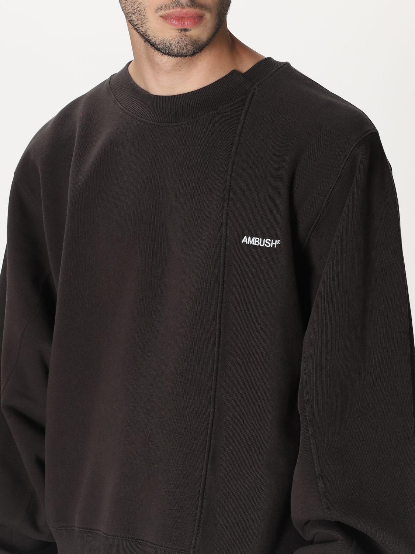 Sweatshirt Ambush: Sweatshirt homme Ambush noir 5