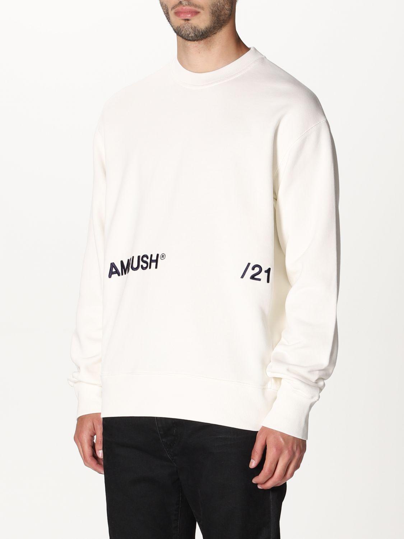 Felpa Ambush: Felpa a girocollo Ambush con logo bianco 3