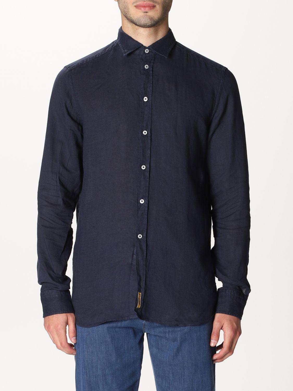 Shirt An American Tradition: Shirt men Bd Baggies navy 1