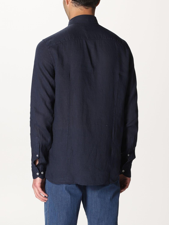 Shirt An American Tradition: Shirt men Bd Baggies navy 2