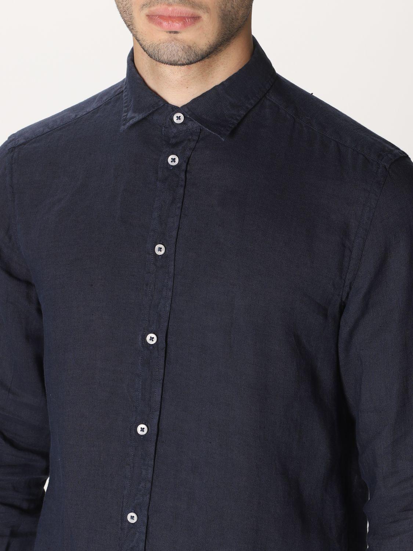 Shirt An American Tradition: Shirt men Bd Baggies navy 3
