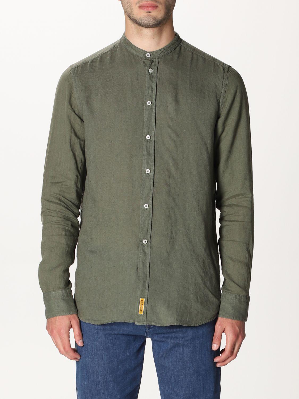 Shirt An American Tradition: Shirt men Bd Baggies green 1
