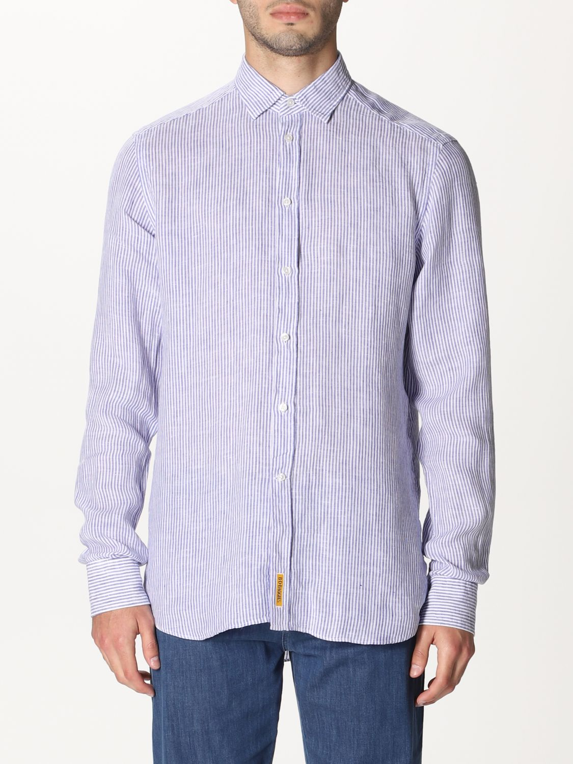 Chemise An American Tradition: Chemise homme Bd Baggies rayé 1