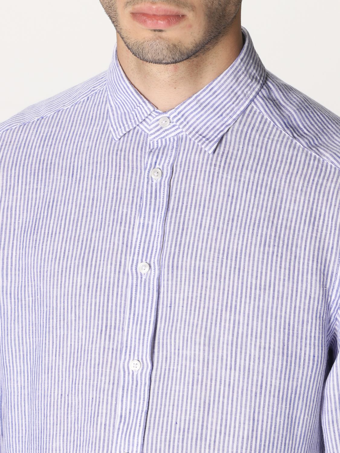 Chemise An American Tradition: Chemise homme Bd Baggies rayé 3