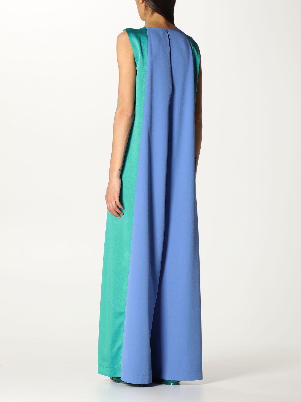 Jumpsuits Duerruote: Dress women Duerruote green 2