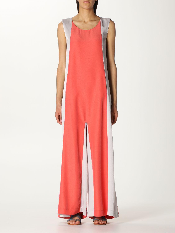 Jumpsuits Duerruote: Dress women Duerruote coral 1