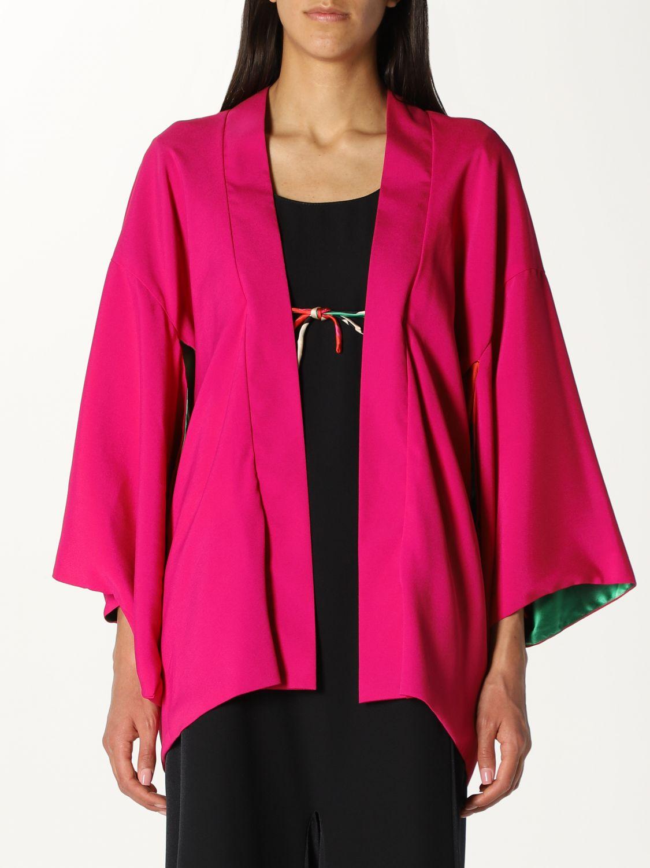 Jacket Duerruote: Jacket women Duerruote fuchsia 1