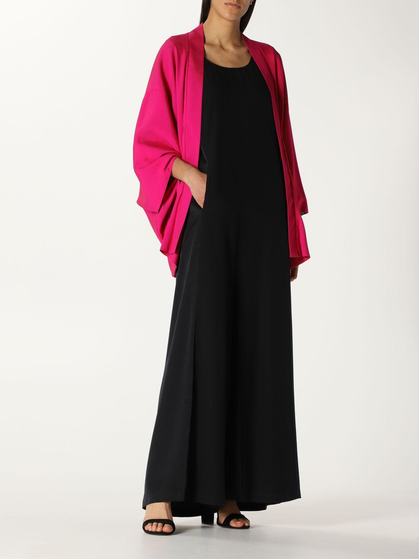 Jacket Duerruote: Jacket women Duerruote fuchsia 2