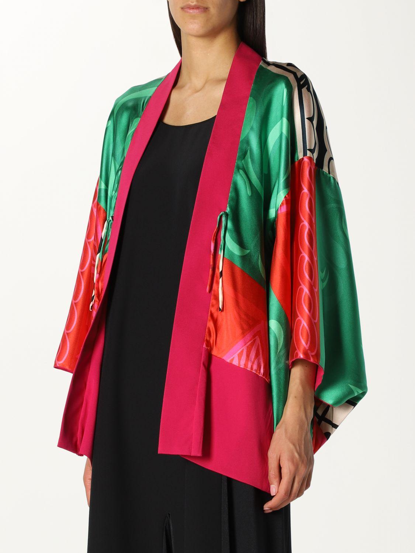 Jacket Duerruote: Jacket women Duerruote fuchsia 4