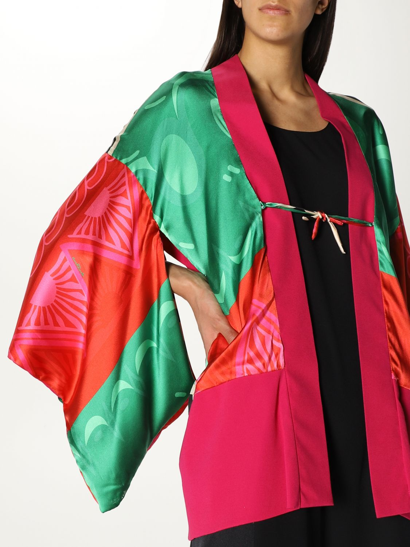 Jacket Duerruote: Jacket women Duerruote fuchsia 5