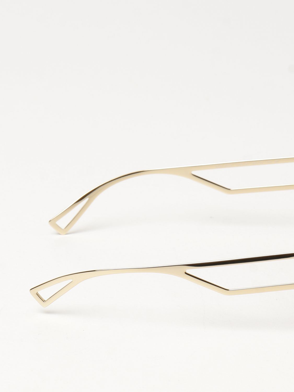 Occhiali Versace: Occhiali da sole Pilot Medusa Versace nero 3