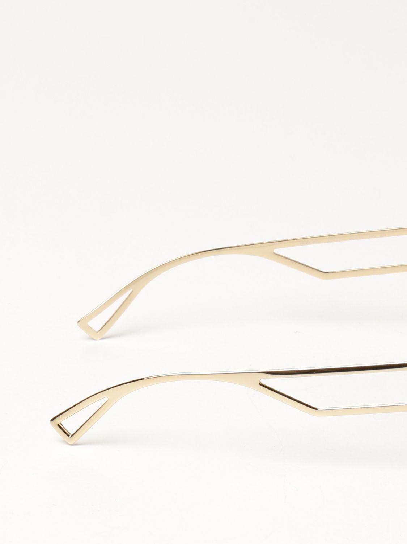 Солнцезащитные очки Versace: Солнцезащитные очки Мужское Versace золотой 3
