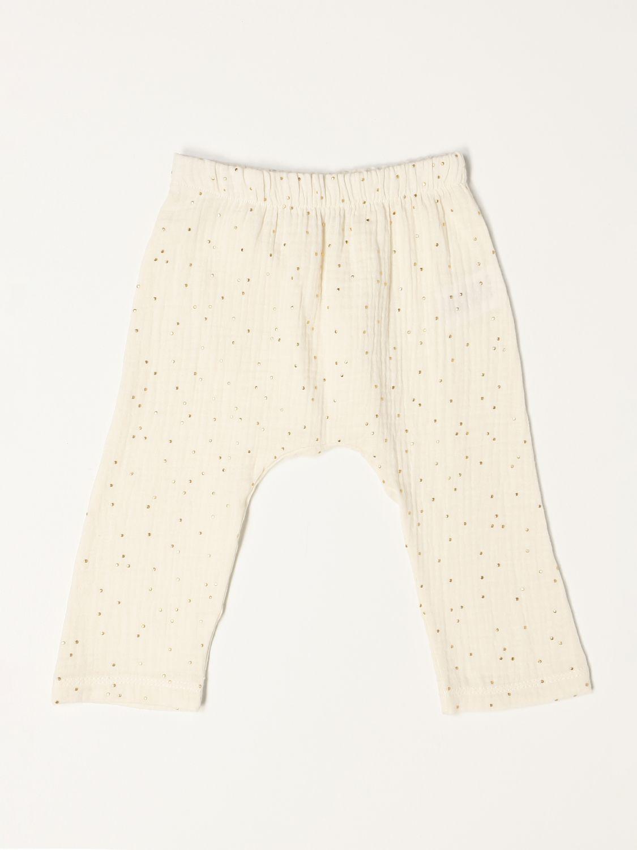 Pants Caffe' D'orzo: Pants kids Caffe' D'orzo milk 1
