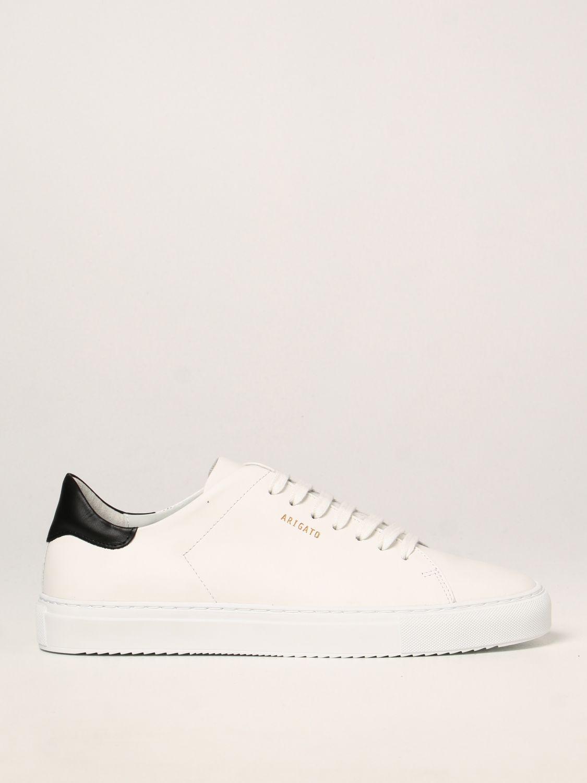 Sneakers Axel Arigato: Sneakers Axel Arigato in pelle con logo bianco 1