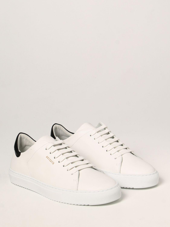 Sneakers Axel Arigato: Sneakers Axel Arigato in pelle con logo bianco 2