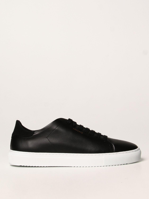 Sneakers Axel Arigato: Sneakers Axel Arigato in pelle con logo nero 1
