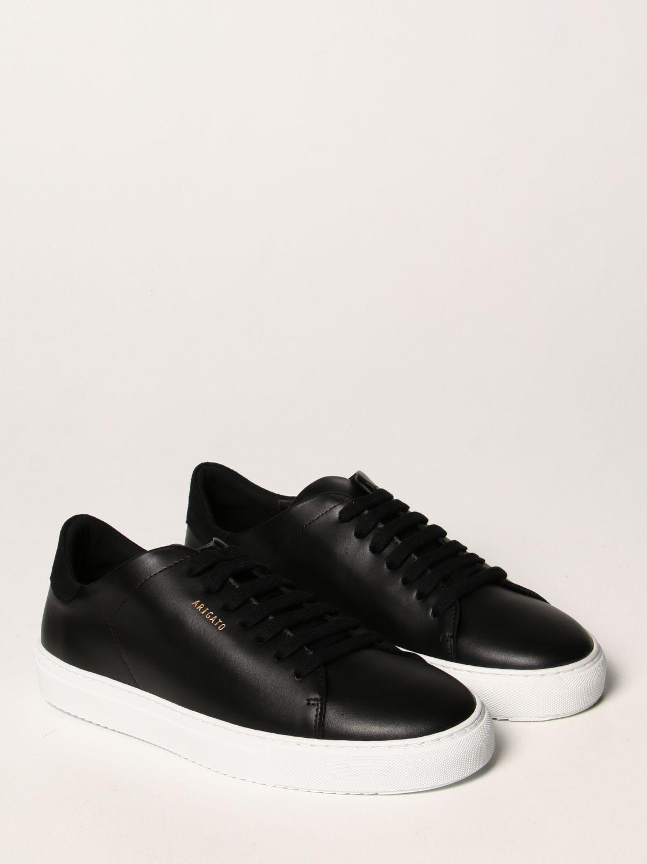 Sneakers Axel Arigato: Sneakers Axel Arigato in pelle con logo nero 2